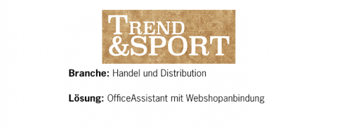 TREND & SPORT Equipment GmbH