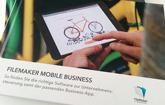 FileMaker mobile Business E-Book
