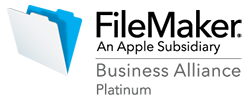 FileMaker Business Alliance Platin