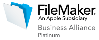 FileMaker platinum Logo