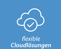 flexible Cloudlösungen
