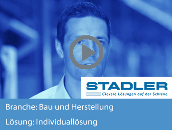 Succes Story Stadler Rail FileMaker hgi systems